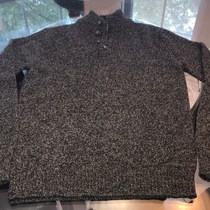 Old Navy Mens Mock Sweater